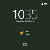 XPERIA™ Theme: Green