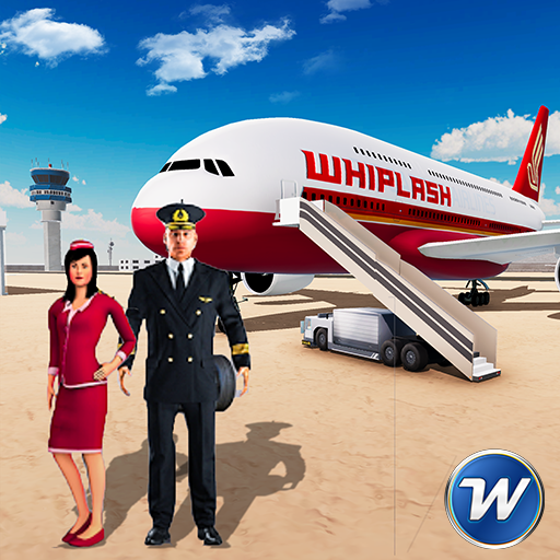 Airplane Flying Games - Tricky Flight Simulator (game)