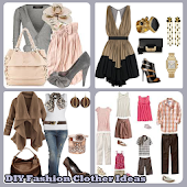 DIY Fashion Clothes Ideas