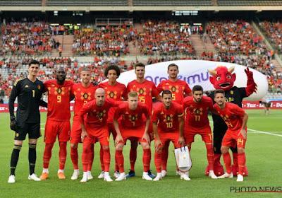 Un million à partager si la Belgique remporte la Coupe du Monde !