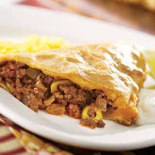 Picadillo Pastry Pies.