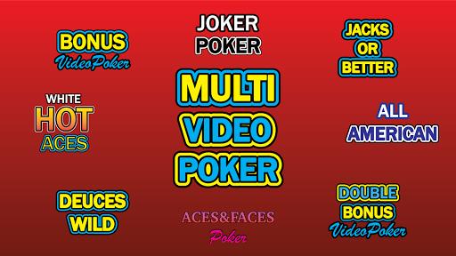 Multi Video Poker apklade screenshots 1