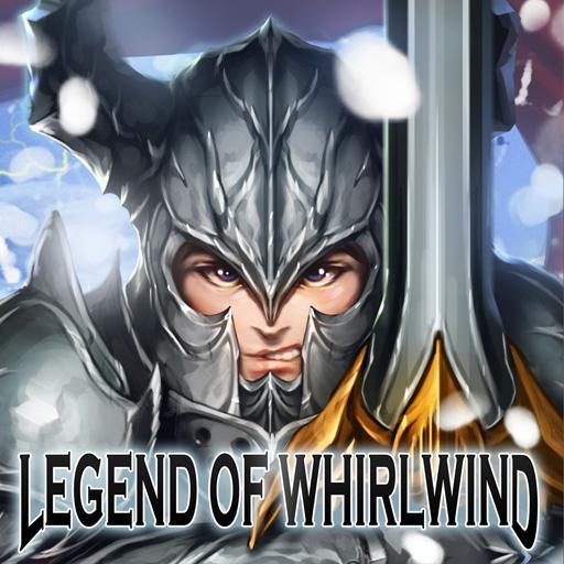 휠윈드의 전설 (반방치형 액션 RPG)