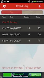 Period Monitor screenshot 4