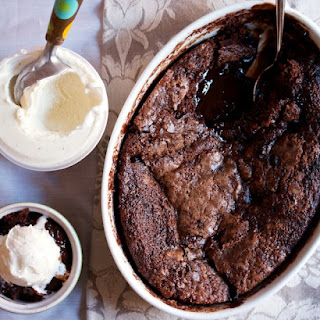 Warm Chocolate Pudding Cake