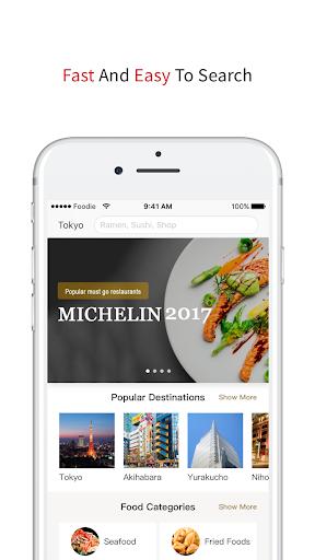 Japan Foodie u2013 Japanu2019s Best Restaurants 1.8.1 PC u7528 2