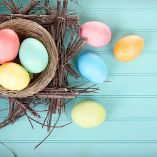 Natural Ingredients To Dye Easter Eggs