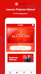 App KreditQ - Pinjaman Uang Cepat, Mudah, Bunga Wajar APK for Windows Phone