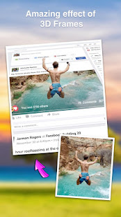 Photo In Hole – 3D Photo Editor 2