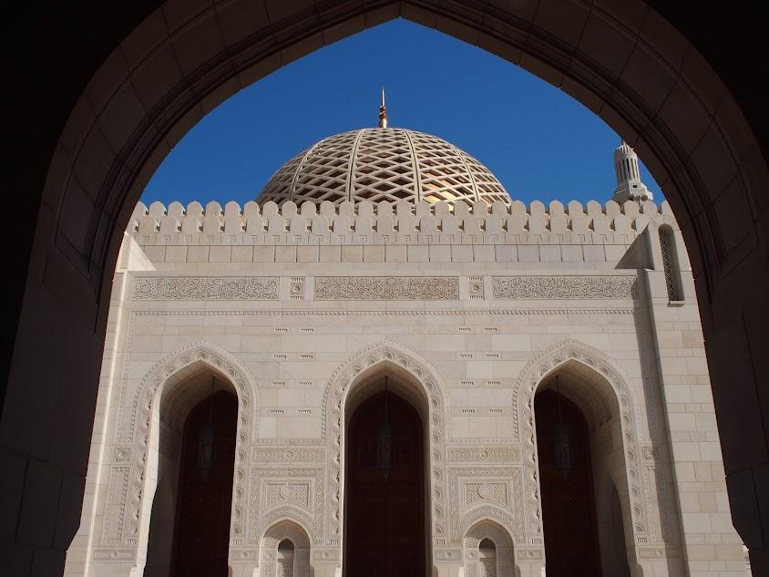 oman grand mosque 2