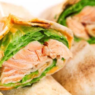 Salmon Appetizer.