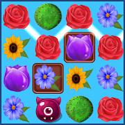 Flower Blast Match 3 Game