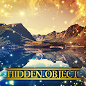 Hidden Object Peaceful Places - Seek & Find icon