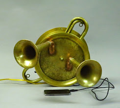 Photo: steampunk stereo