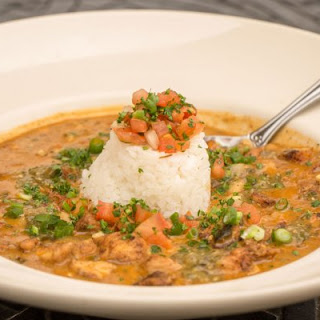 The Cheesecake Factory's SkinnyLicious White Chicken Chili