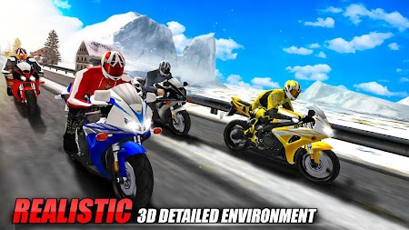 Bike Attack Race : Highway Tricky Stunt Rider APK screenshot thumbnail 9