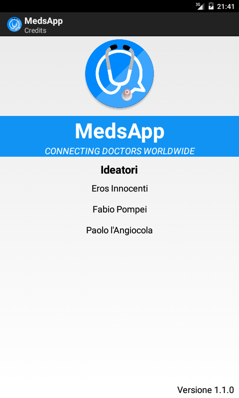 MedsApp: Medical Chat