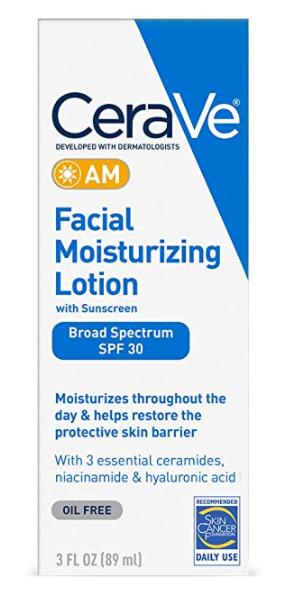 cerave focial moisturizing lotion spf 30 drugstore