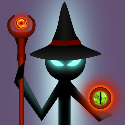 One Dungeon: Wizard - Stickman Warrior