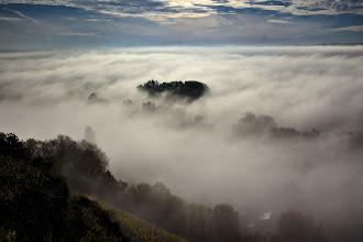 Photo: Morgendliches #Saale Tal, Bick auf #Naumburg .