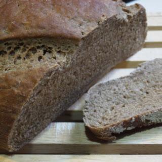 Malted Barley Rye Bread.