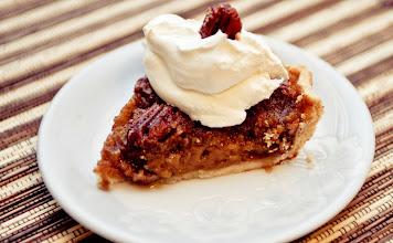 Photo: Maple Pecan Pie