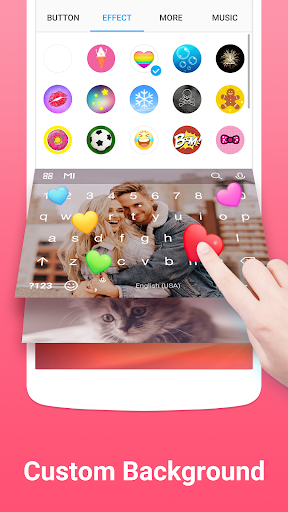 Facemoji Keyboard Lite for Xiaomi - Emoji & Theme 2.3.5.5 screenshots 2