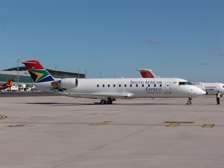 The loss-making airline, South African express