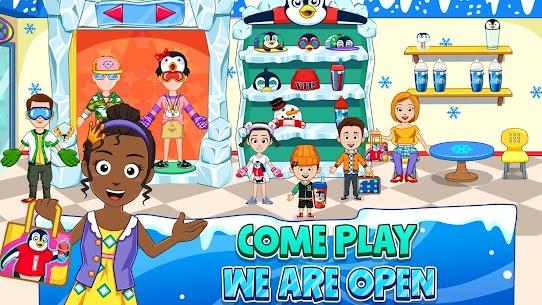My Town : ICEME Amusement Park Free (Unlimited Money) 5