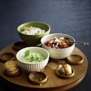 Avocado Sour Cream Dip Recipes.