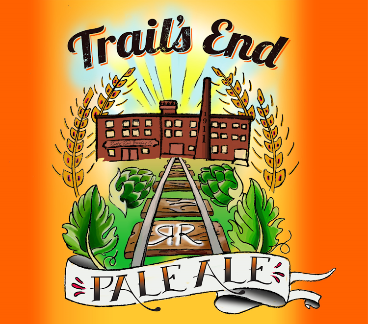 Logo of Trail's End Pale Ale