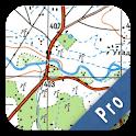 Russian Topo Maps Pro icon