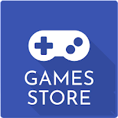 Games Store App Market icon
