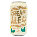 Laughing Dog Brewing Cream Ale