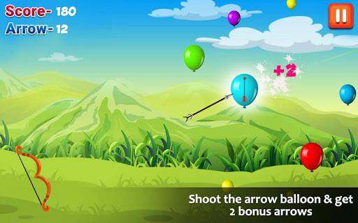 Balloon Shooting : Smash Hit The Rising Up Balloon apkpoly screenshots 4