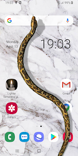 Snake on Screen Hissing Joke – iSnake apk 5