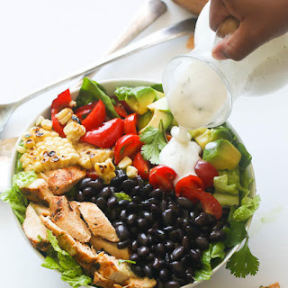 South West Chicken Salad