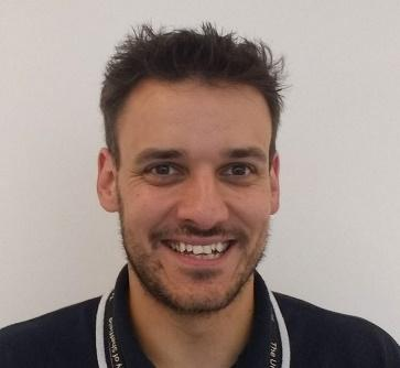 Dr Luke Boorman is a lead engineer in Factory 2050 at the University of Sheffield's Advanced Manufacturing Research Centre (AMRC)