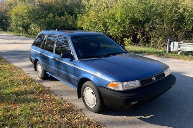 1991 Toyota Corolla Wagon Hire IN