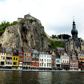 Dinant by Evangeline Siaton - City,  Street & Park  Historic Districts
