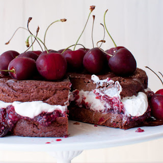 Vegan Black Forest Cake