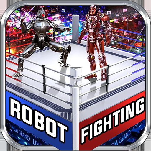 Real Robot Ring Fighting (game)