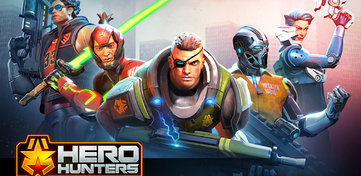 Hero Hunters (Unreleased) game (apk) free download for Android/PC/Windows screenshot
