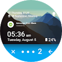 Bottom Slider - Lock screen icon