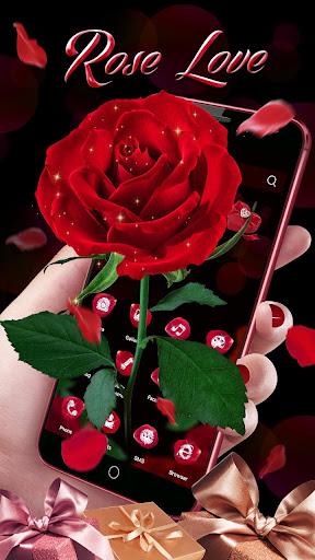 3D Red Roses Love Theme 1.1.13 screenshots 3