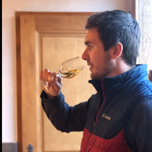 Elie Talaga - Maître de Chai - Vignoble de la Pierre - Vin de Savoie - Wine Maker