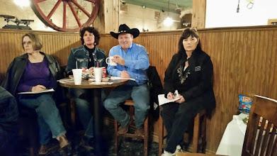 Photo: Seminar Susan, Denise, Terry & Cherie