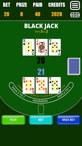 Blackjack 21 1.0 Mod screenshots 2