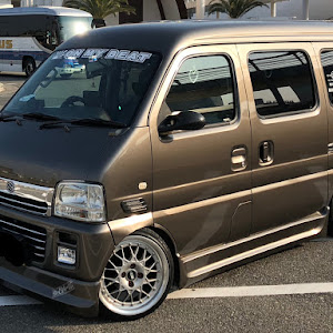 エブリイワゴン DA62W H16 ジョイポップターボ 地域限定車のカスタム事例画像 はっぴぃさんの2020年06月02日19:39の投稿
