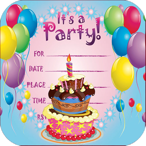 Best Invitation Maker App Birthday Cards